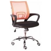 Офисное кресло EVERPROF EP 696 сетка оранжевый