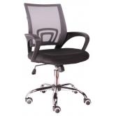 Офисное кресло EVERPROF EP 696 сетка серый