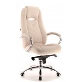 Офисное кресло EVERPROF DRIFT M натуральная кожа бежевый
