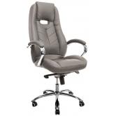 Офисное кресло EVERPROF DRIFT M экокожа серый