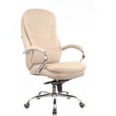 Офисное кресло EVERPROF VALENCIA M натуральная кожа бежевый