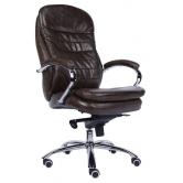 Офисное кресло EVERPROF VALENCIA M натуральная кожа коричневый