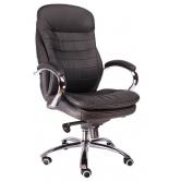 Офисное кресло EVERPROF VALENCIA M экокожа черный