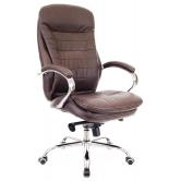 Офисное кресло EVERPROF VALENCIA M экокожа коричневый