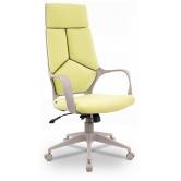 Офисное кресло EVERPROF  Trio Grey TM ткань зеленый