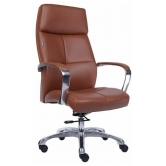 Офисное кресло EVERPROF Madrid экокожа коричневый