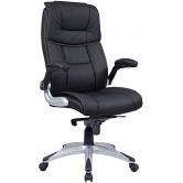Офисное кресло руководителя Хорошие кресла Nickolas (XXL) 250 кг.