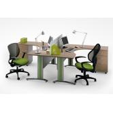 Мебель для офиса ЭргоYes Дуэт