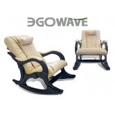 Массажное кресло-качалка EGO WAVE EG-2001 LUX