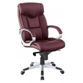 Офисное кресло Хорошие кресла  Albert  burgundy