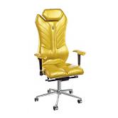 Кресло Kulik System MONARCH (золотой)