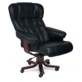 Офисное кресло руководителя ЦАРЬ (натуральная кожа)