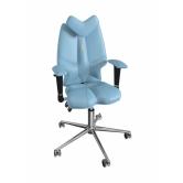 Детское кресло для школьника Kulik System Fly (светло-синий)