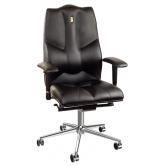 Кресло Kulik System Business без подголовника (черный)