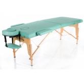 Складной массажный стол   RESTPRO Classic 2  Blue green