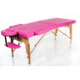 Складной массажный стол  RESTPRO Classic 2 Pink