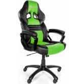 Кресло игровое Arozzi Milano Green