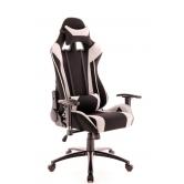 Кресло игровое Everprof Lotus S4 Ткань Черный/Серый