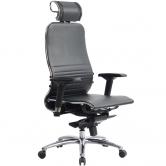 Компьютерное кресло МЕТТА Samurai K-3.04 черный