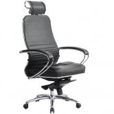 Кресло руководителя МЕТТА Samurai KL-2.04 черный