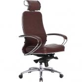 Компьютерное кресло МЕТТА Samurai KL-2.04 черный