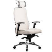 Офисное кресло Samurai KL-3.04 с 3D подголовником (МЕТТА)