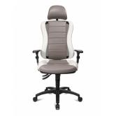 Кресло HEAD POINT RS HE30P...X black с подголовником