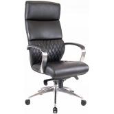Офисное кресло EVERPROF President Натуральная кожа (XXL) 250 кг.