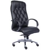 Офисное кресло EVERPROF Monaco PU Экокожа Черный