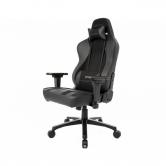Кресло игровое AKRacing Obsidian, Black