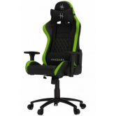 Кресло игровое HHGears XL500 BG, Black Green