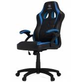Кресло игровое HHGears SM115 BBL, Black Blue