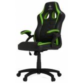 Кресло игровое HHGears SM115_BG, Black Green