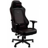 Кресло игровое Noblechairs HERO (NBL-HRO-PU-BRD), Black red