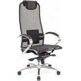 Офисное кресло EVERPROF Deco Сетка Черный