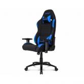 Кресло игровое AKRacing K7012, Black-blue