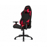 Кресло игровое AKRacing K7012 (AK-7012-BR)  Black-red