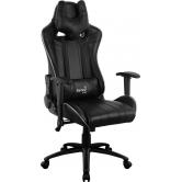 Кресло игровое Aerocool AC120 AIR-BW, black