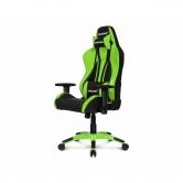 Игровое кресло AKRacing Premium Plus Black Green