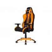 Кресло игровое AKRacing Premium Plus Black Orange