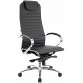 Офисное кресло EVERPROF Deco Экокожа Черный