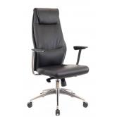 Офисное кресло EVERPROF London PU экокожа черный