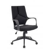 Офисное кресло EVERPROF Trio Black LB T Ткань