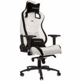 Кресло игровое Noblechairs EPIC (NBL-PU-WHT-001) PU Leather / white