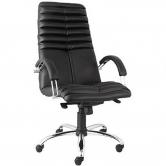 Офисное кресло руководителя Galaxy Steel Chrom