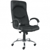 Офисное кресло руководителя Germes Steel  Chrom