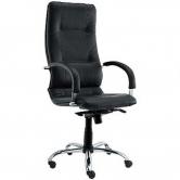 Офисное кресло руководителя Star Steel Chrom