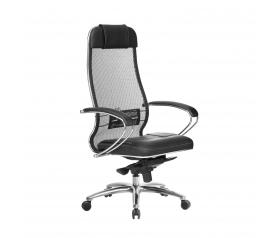 Кресло руководителя МЕТТА Samurai SL-1.04 черный