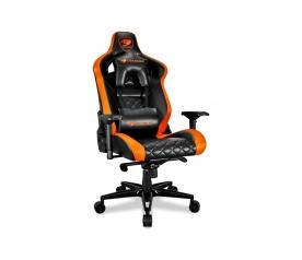 Игровое компьютерное кресло Cougar Armor Titan black/orange