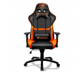 Игровое компьютерное кресло Cougar Armor black/orange